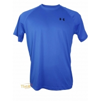 Camiseta Under Armour Tech - Azul
