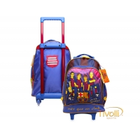 Mochila PCF Global FC. Barcelona Simpsons