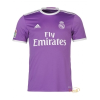 Camisa Real Madrid II Away 2016/17 Adidas