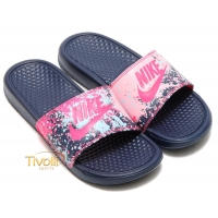 Chinelo Nike Benassi Just Do It Print