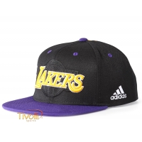 Boné Los Angeles Lakers Snapback Adidas