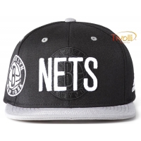 Boné Adidas Brooklyn Nets NBA Snapback