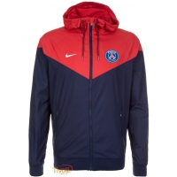 Jaqueta Paris Saint-Germain Wrangler Woven Authentic Nike