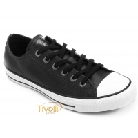 Tênis All Star Converse Chuck Taylor couro