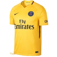 Camisa Paris Saint-Germain PSG 2017/2018 II Away Nike Infantil