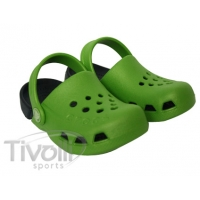 Crocs Electro - Lime/Navy