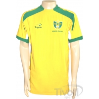 Camisa Topper Rugby Brasil Oficial - Oficial-I Amarela