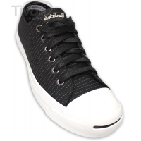 Tênis All Star Converse Jack Purcell - preto risca de giz