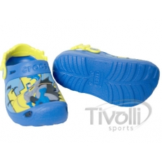 Crocs Caped Crusader - Azul/Batman