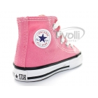 Tênis Converse All Star Chuck Taylor Core HI Seasonal - Rosa - do 26 ao 34