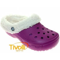 Crocs Mammoth Evo Clog Kids - Roxo
