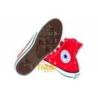 All Star Converse CT AS Core ZIP - Vermelho 18 ao 25 - REf: CK202004