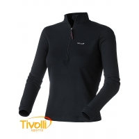 Blusa Solo - X-Thermo DS Zip Lady Preto