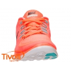 Tênis Nike - Free 5.0 Running Collection 2015 Salmão