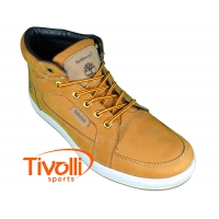 Bota Timberland Ek Packer Leather Chukka - Amarela bege