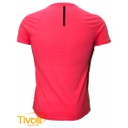 Camiseta Calvin Klein Mark Your Spot - Cor goiaba