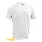 Camiseta Under Armour UA Tech SS - masculina branca
