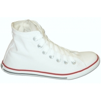 Tênis Converse All Star Chuck Taylor Slim Core Hi - Branco