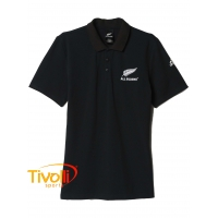 Camisa Polo Adidas All Blacks New Zealand - preta Nova Zelandia