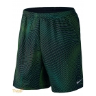 Shorts Nike 7 Distance Printed  - Verde