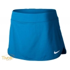 Saia Shorts Nike	 Court Pure - Azul