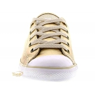 Tênis Converse All Star CT As Dainty Leather OX - Feminino Ouro