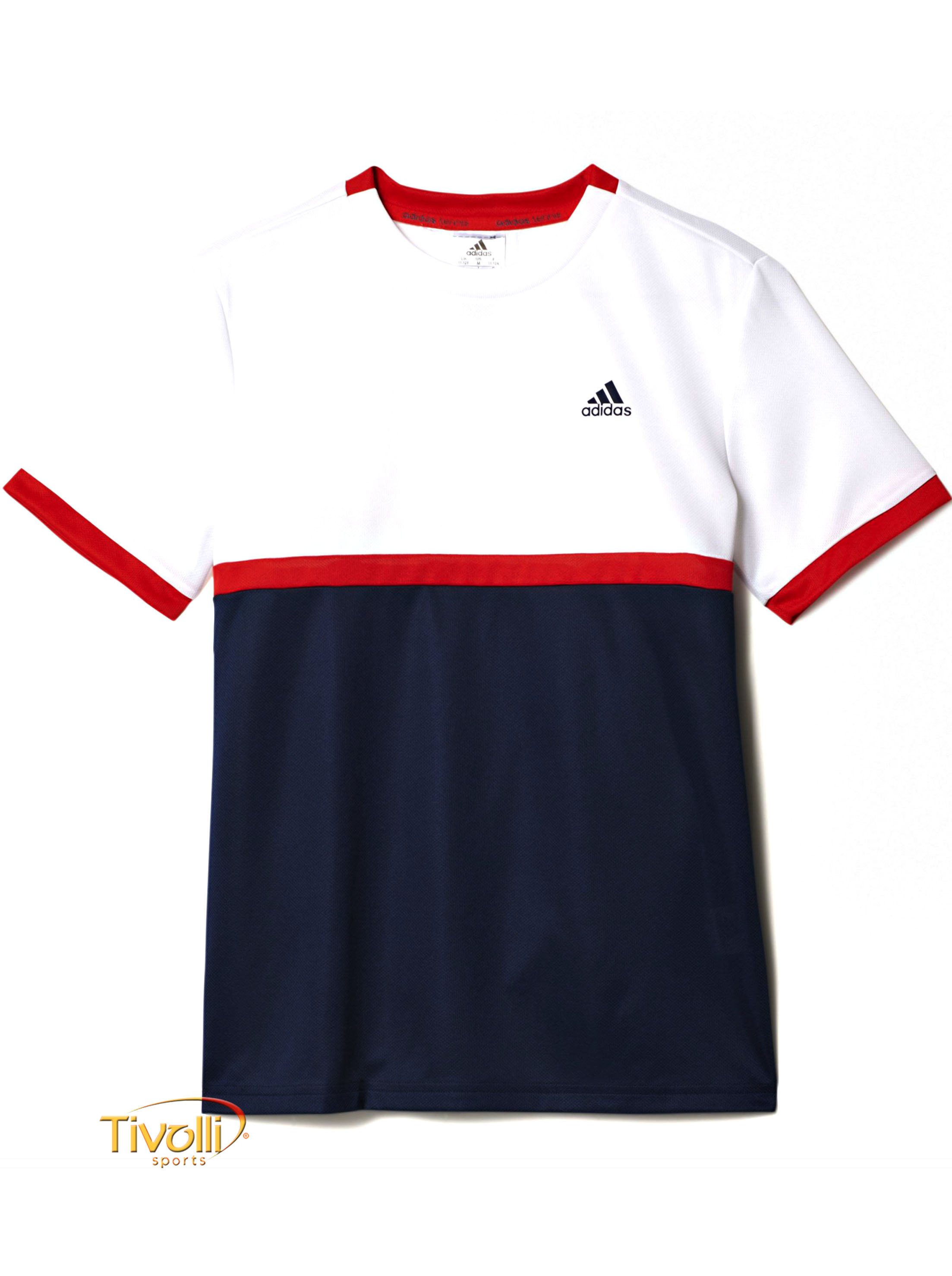 Camiseta Adidas Court Collegiate