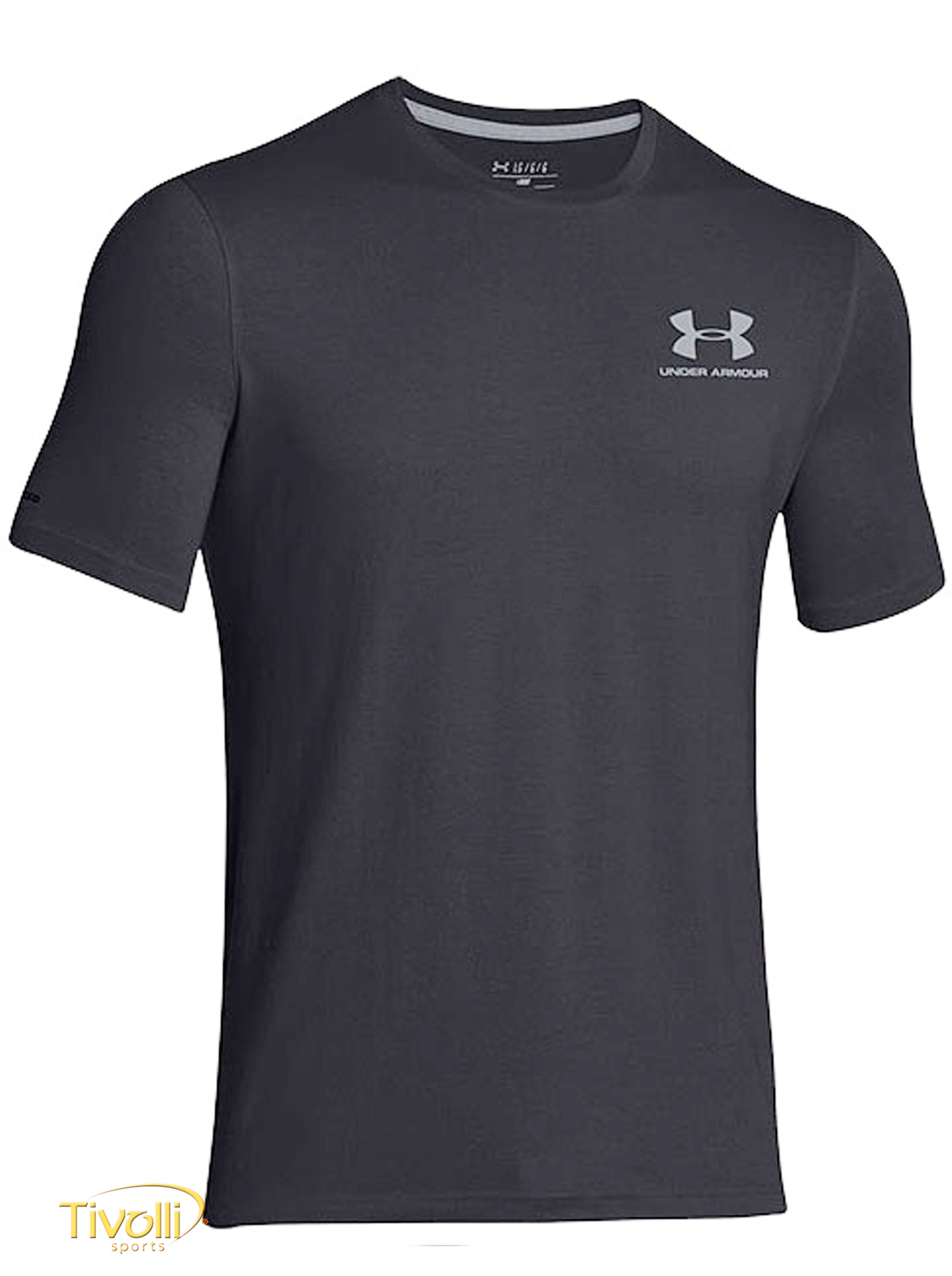 Camiseta Under Armour Charged Cotton Sportstyle