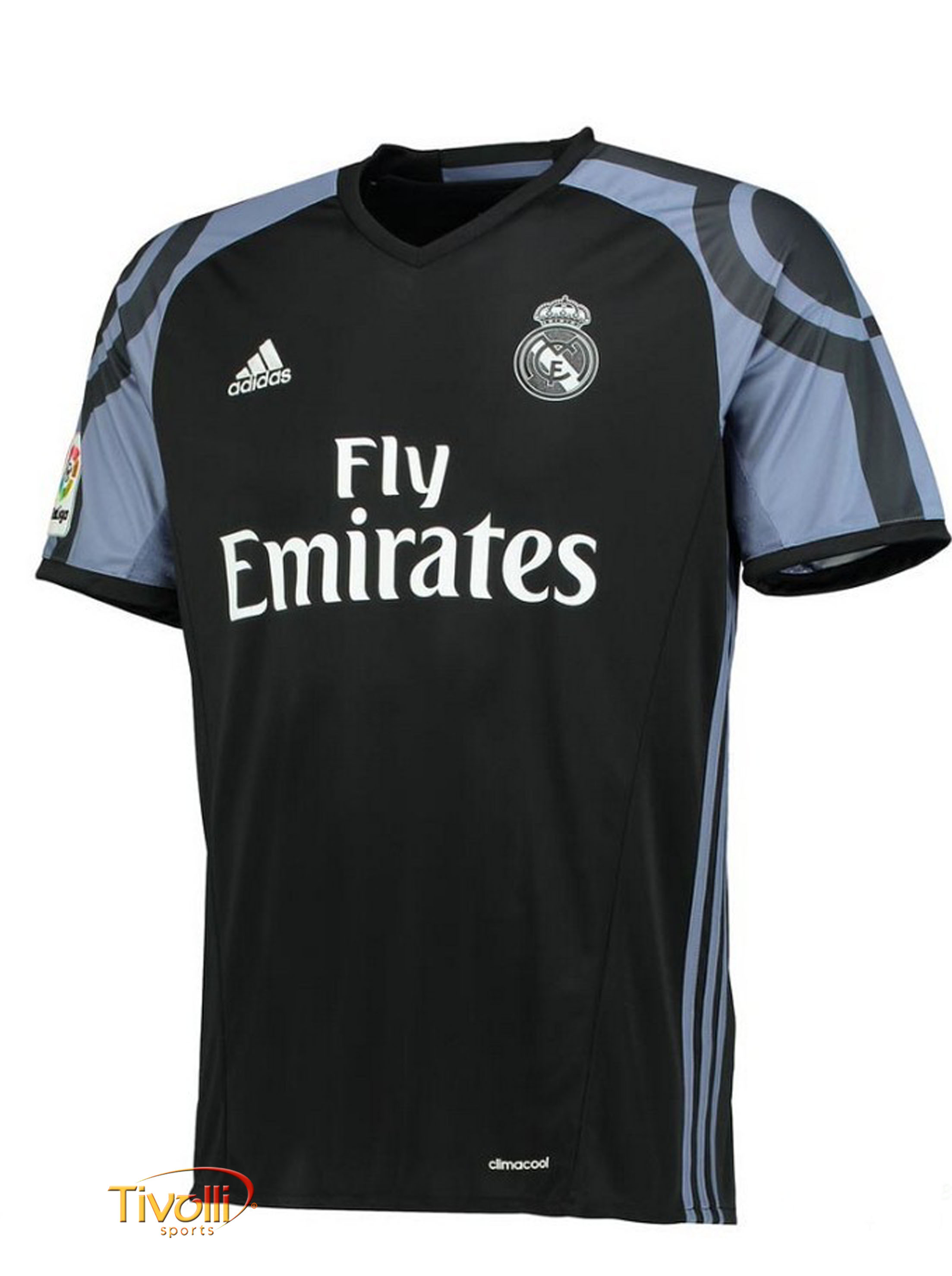 Camisa Real Madrid III Adidas 2016/17