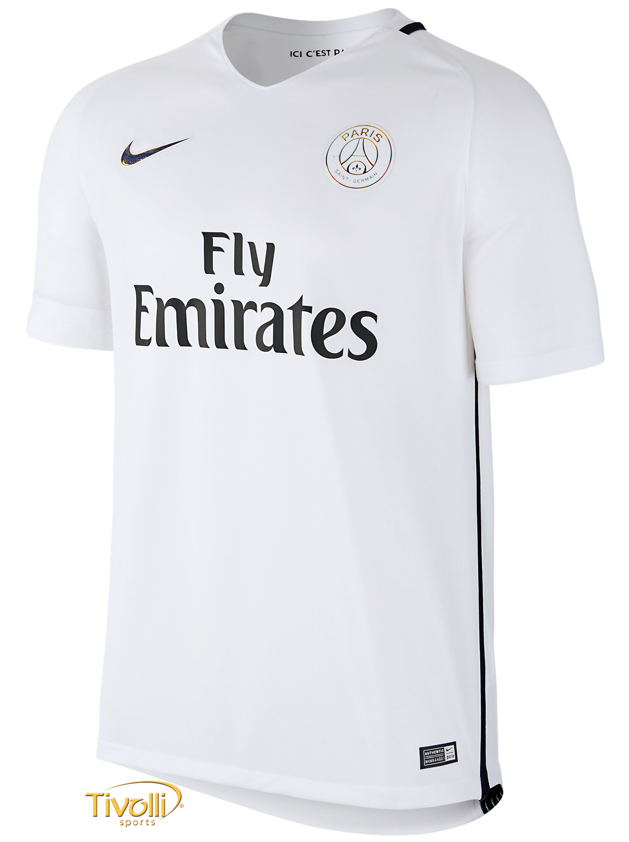 Camisa PSG Paris Saint-Germain III 2016/17 Nike