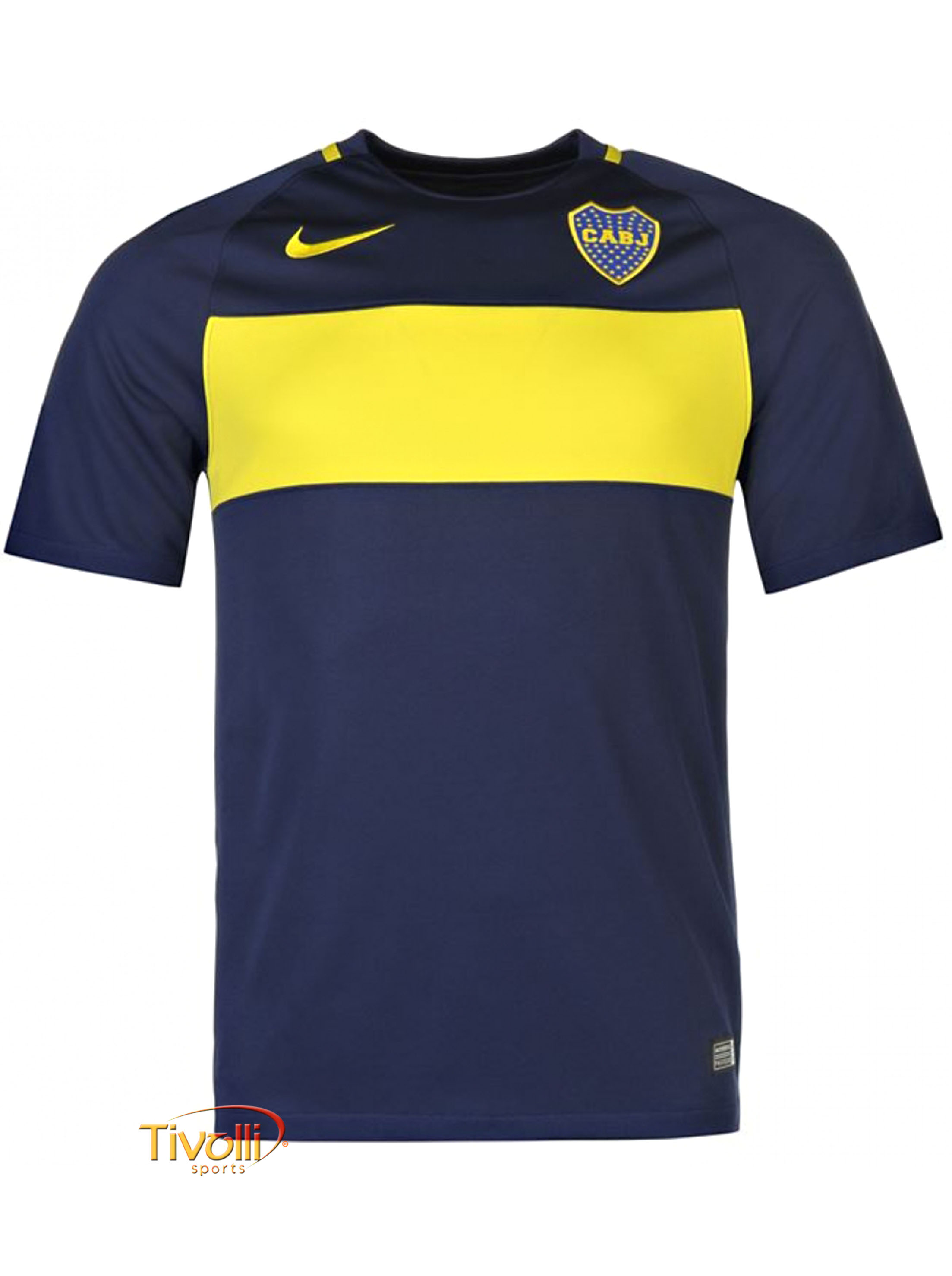 Camisa Boca Juniors Home Nike
