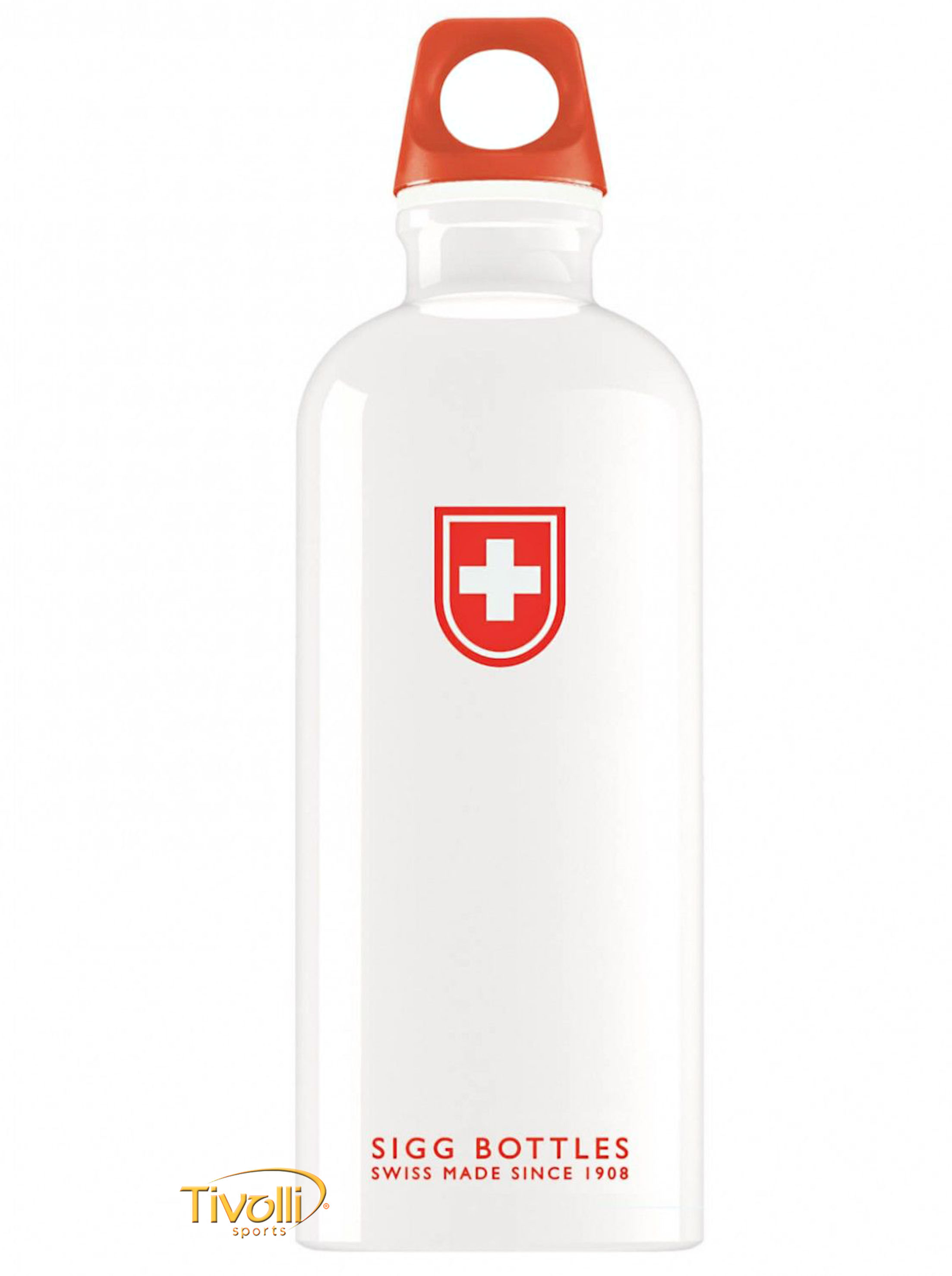 Garrafa Sigg Drinking Bottle Swiss Shield 600ml