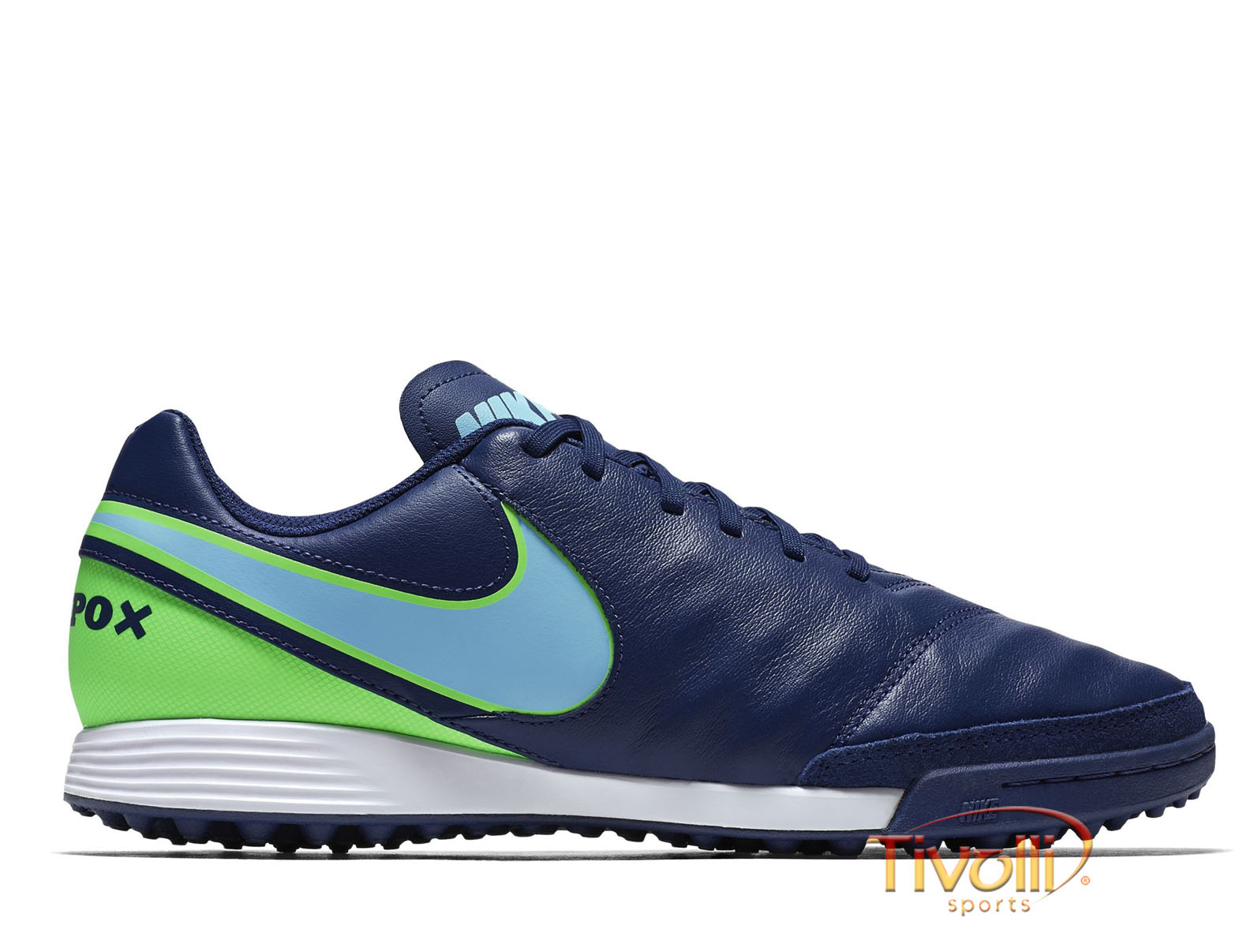 Chuteira Nike Tiempo Genio II Leather TF Society