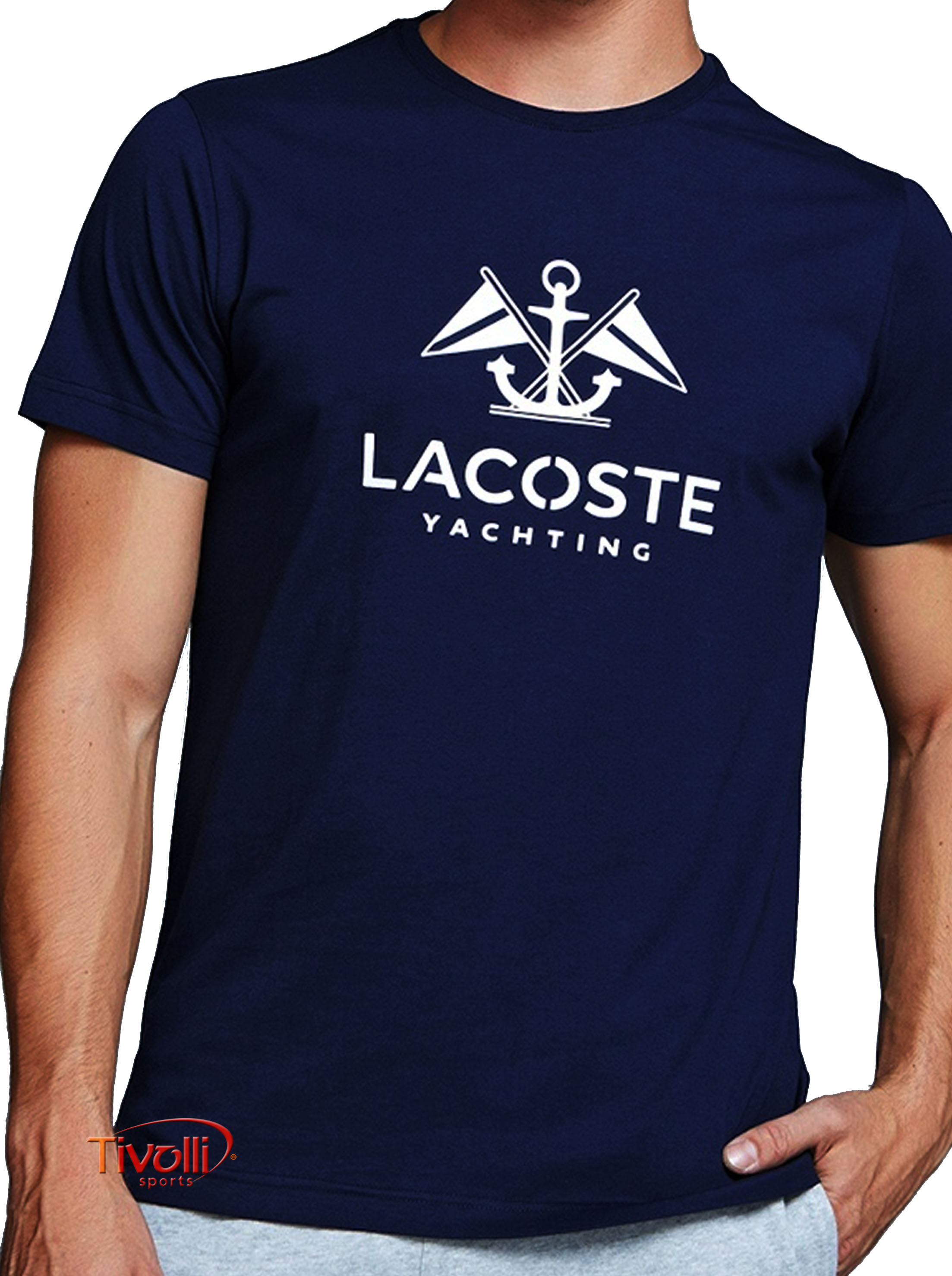 Camiseta Lacoste Yachting