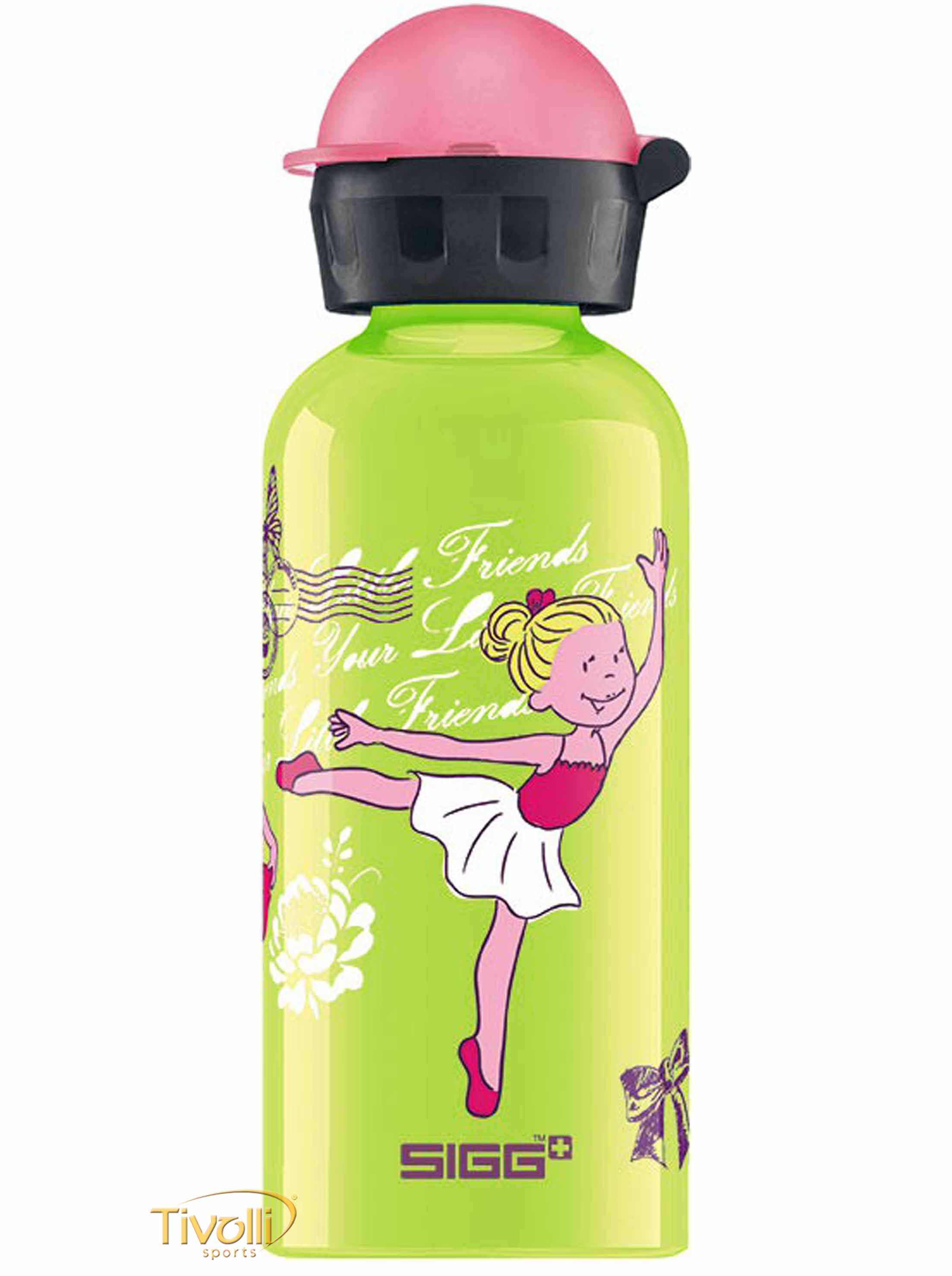 Garrafa Sigg Bottle Kids Ballerina Girl 400ML