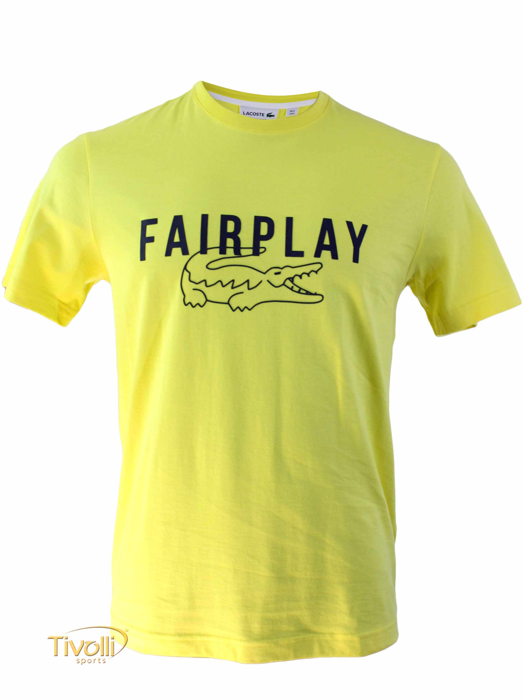 Camiseta Lacoste Fairplay