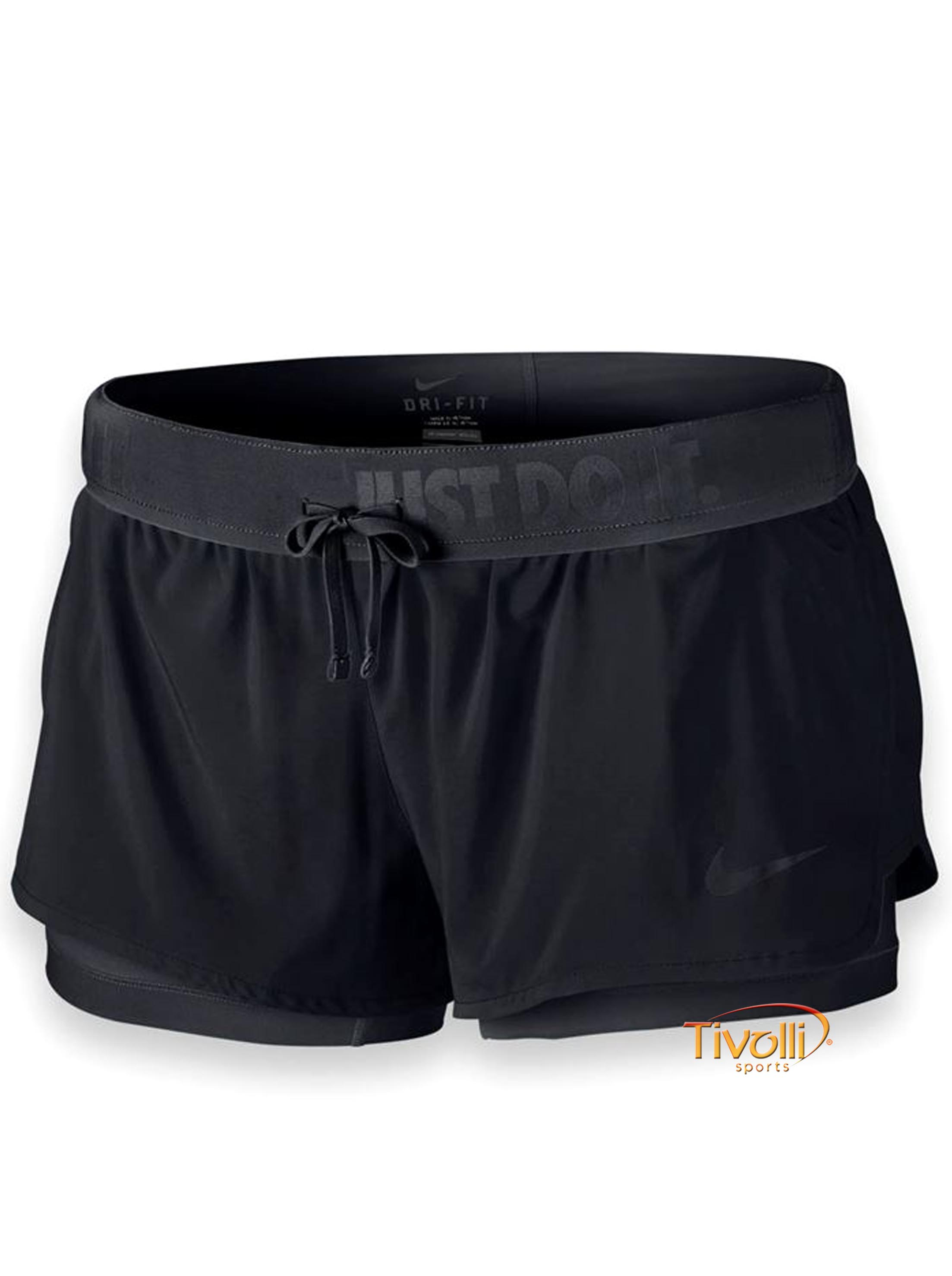Shorts Nike Full Flex 2 In 1 com Bolsos