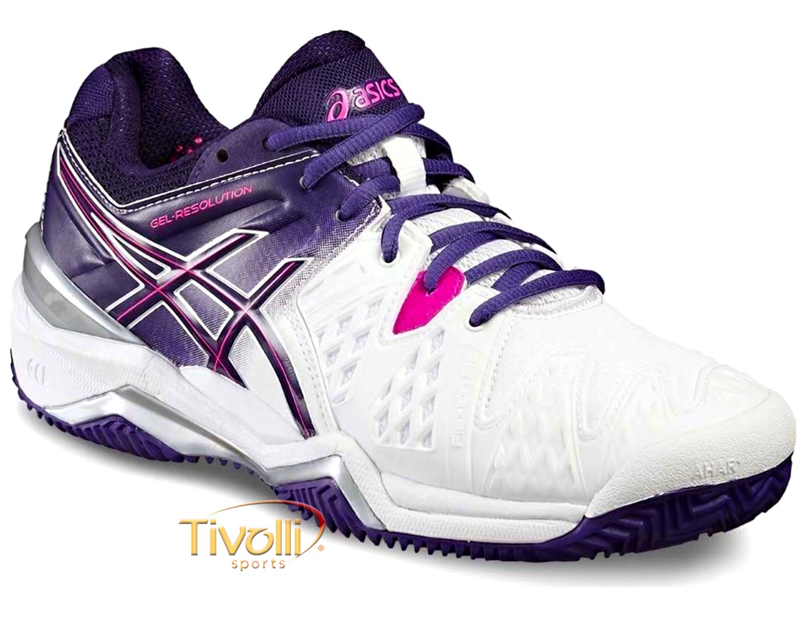 Tênis Asics Gel Resolution 6 Clay