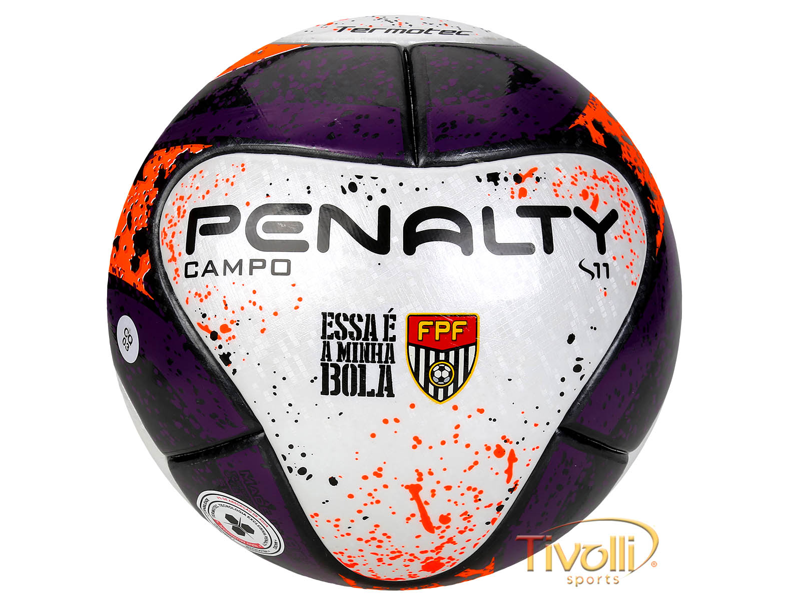 Bola Penalty S11 R2 FPF VII Campo