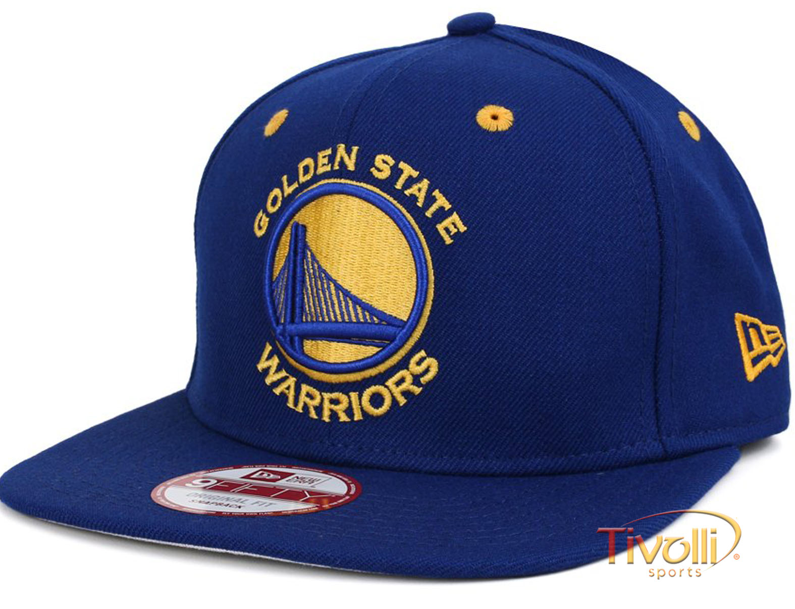 Boné New Era 9FIFTY Golden State Warriors