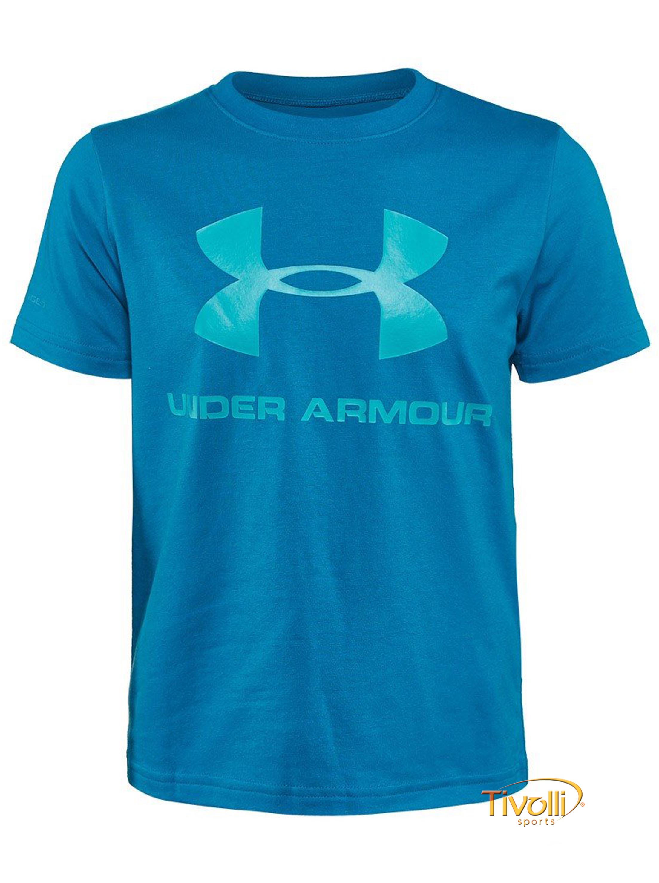 Camiseta Under Armour Sportstyle Logo Infantil