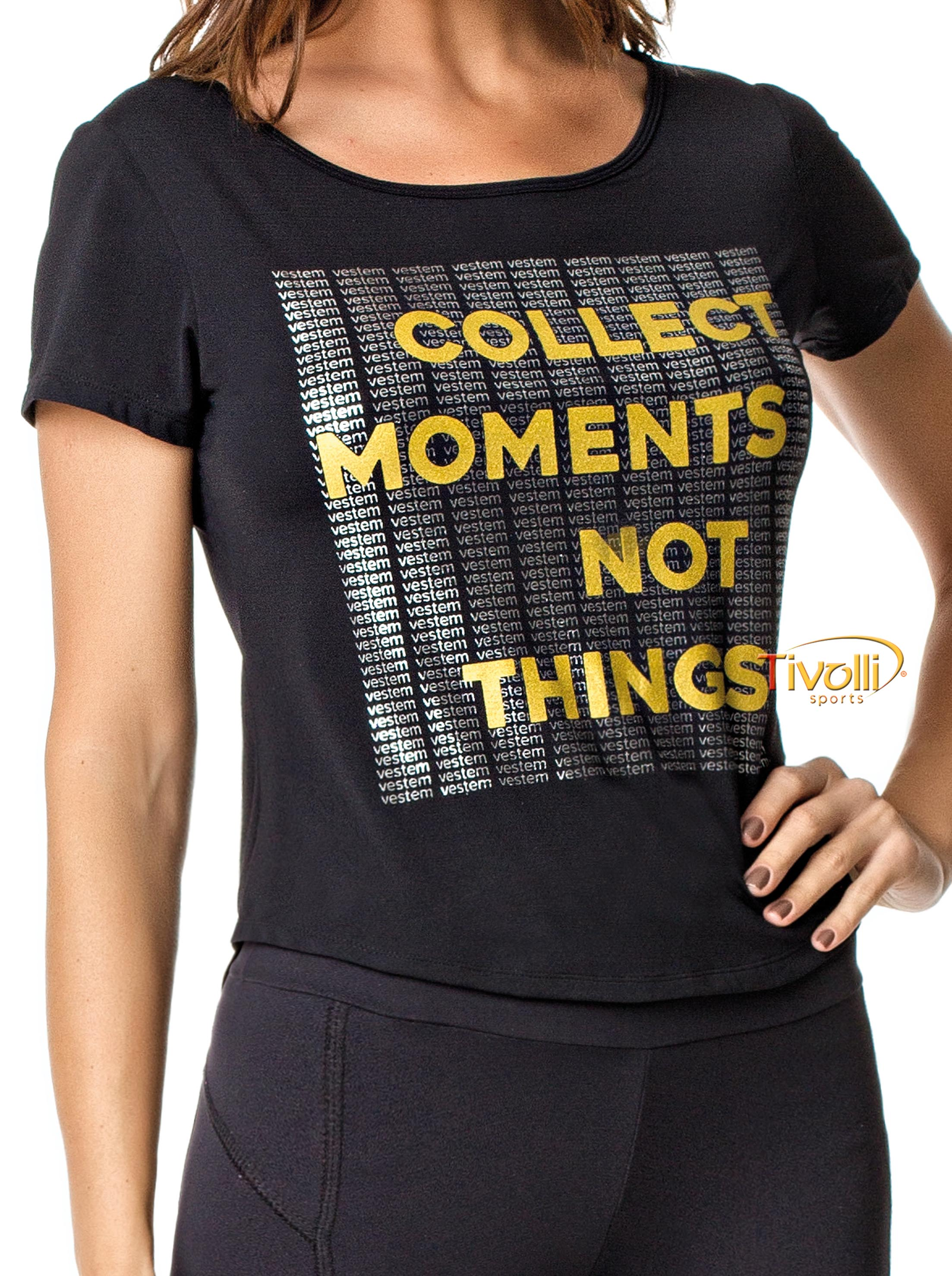 Blusa Vestem MC 121 Collect Moments