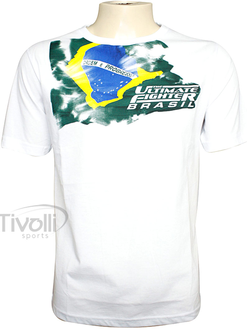 Camiseta Oficial The Ultimate Fighter