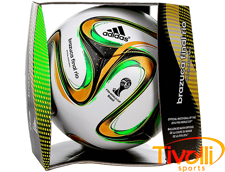 Bola Adidas Brazuca Official World Cup 2014
