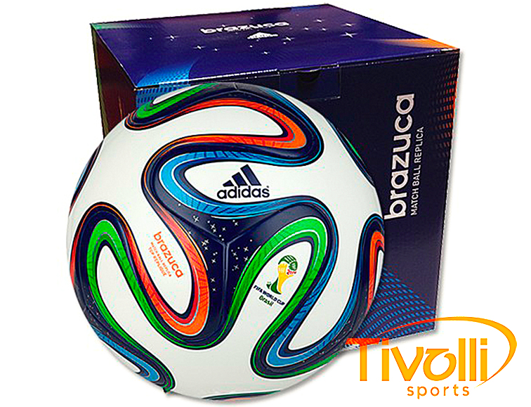 Bola Adidas Brazuca World Cup 2014 Replica