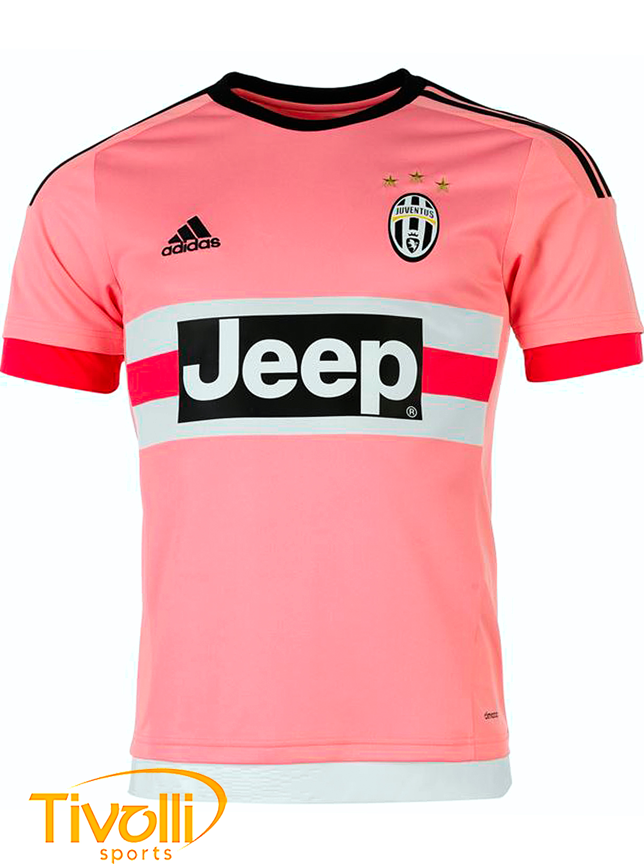 dfb83ea38 Camisa Juventus II Adidas Infantil   - Mega Saldão