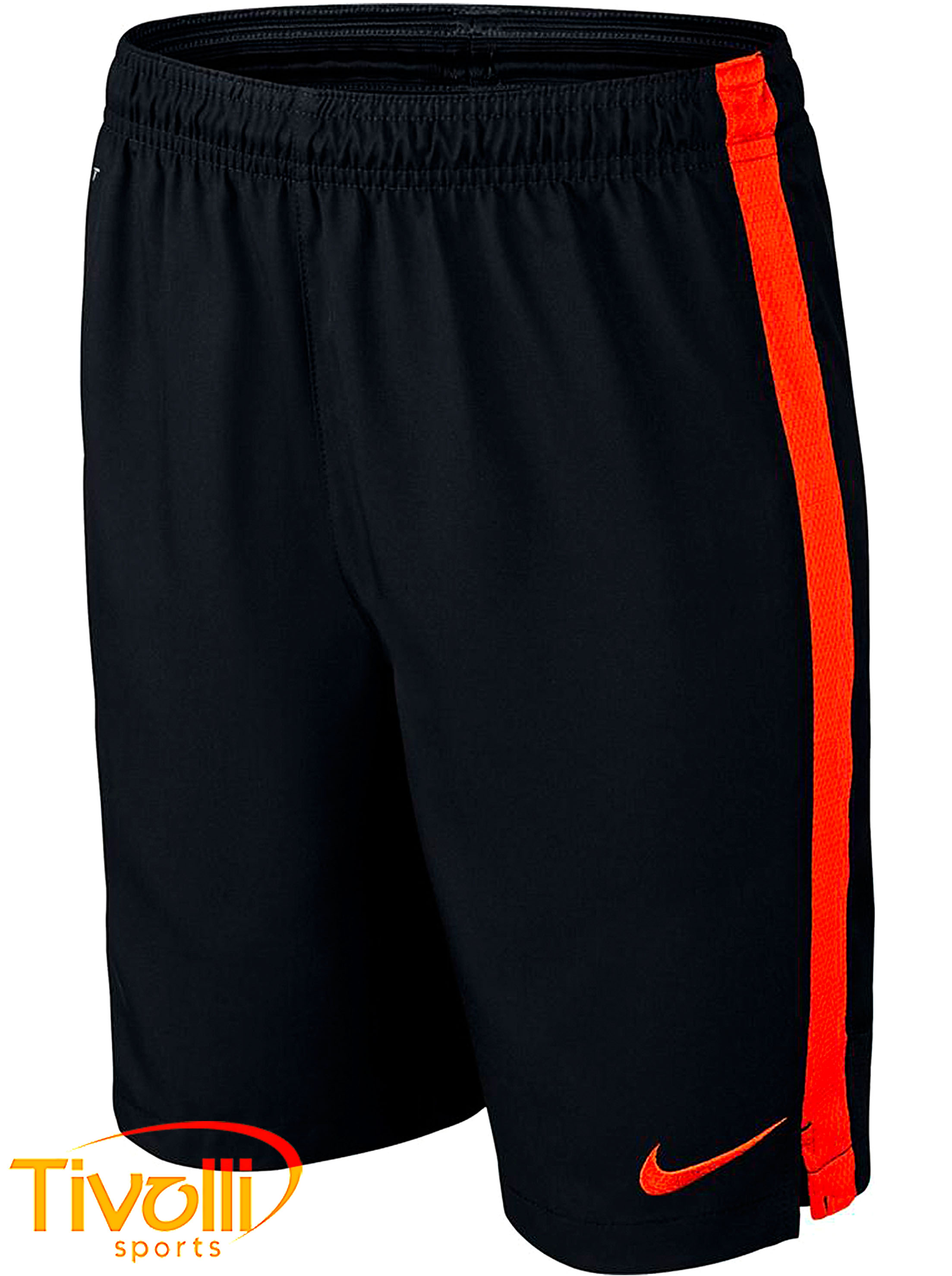 Shorts infantil Nike Strike Longer