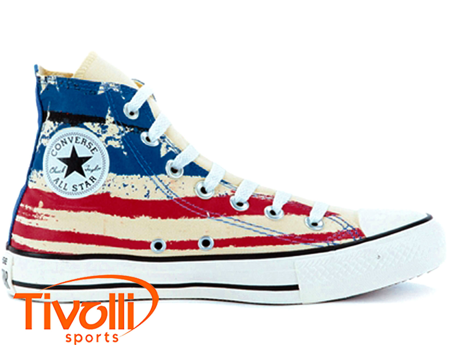 Tênis Converse All Star CT As Hi USA