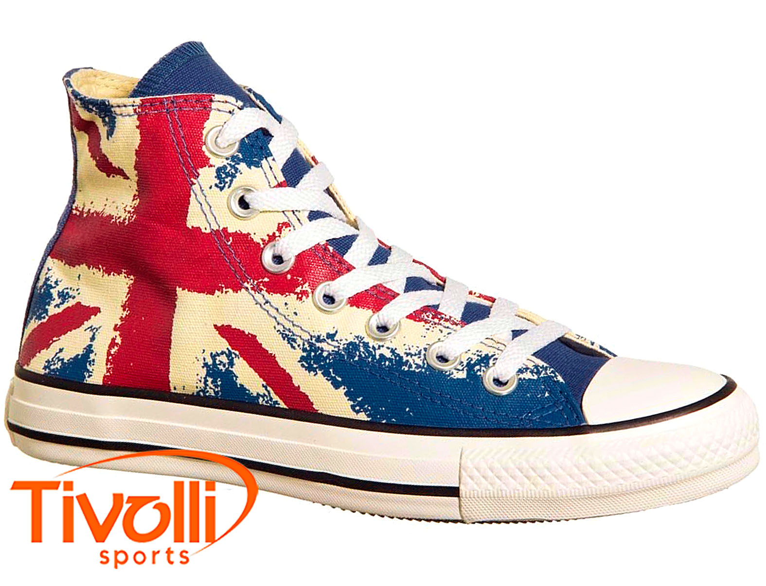 Tênis Converse All Star CT As Hi England