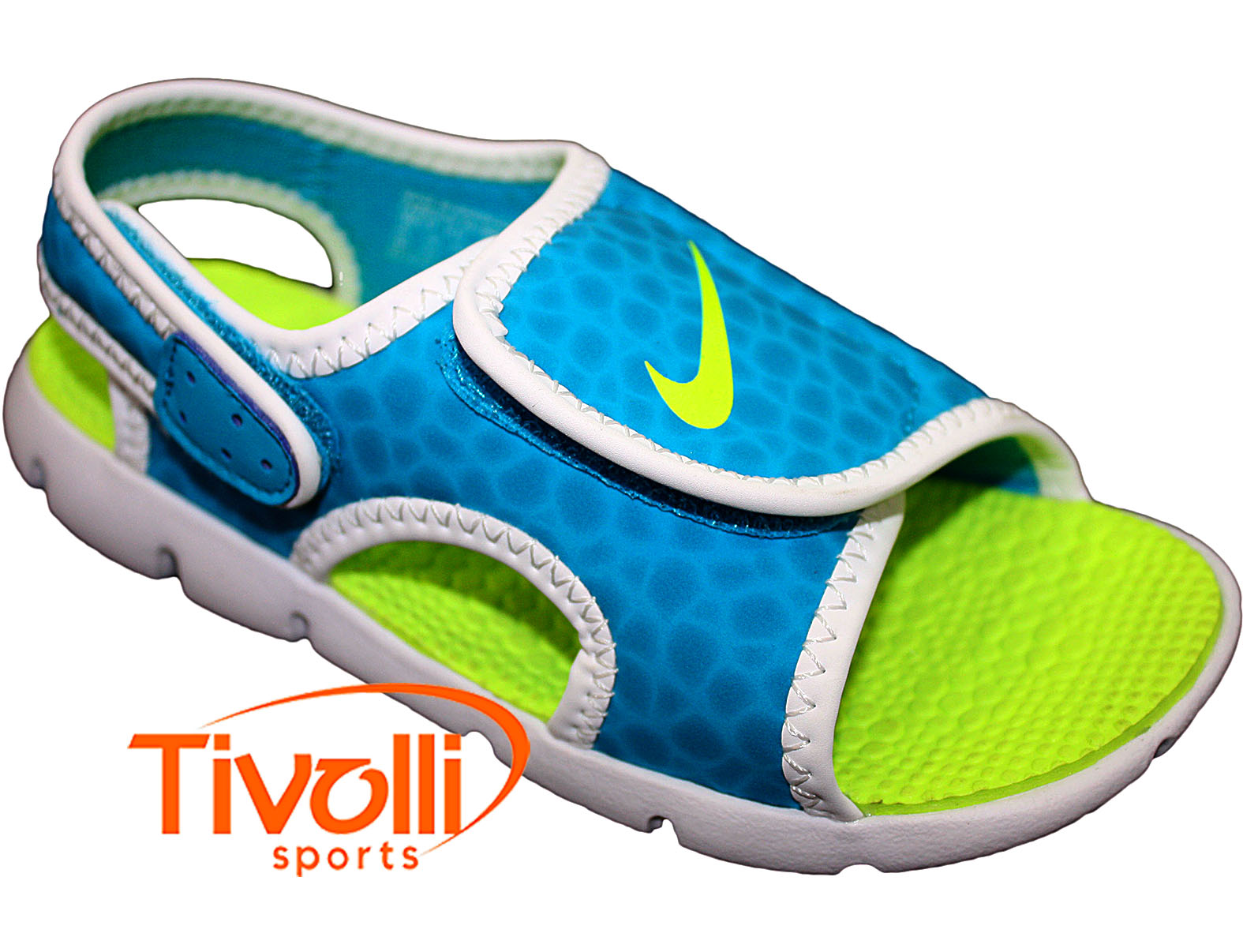 Sand�lia Nike Sunray Adjust 4 (GS/PS) Infantil